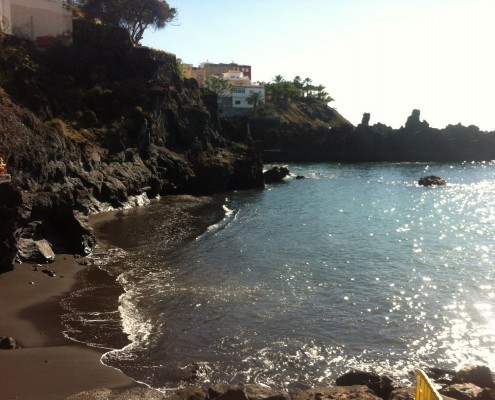 The vulcanic island of Tenerife